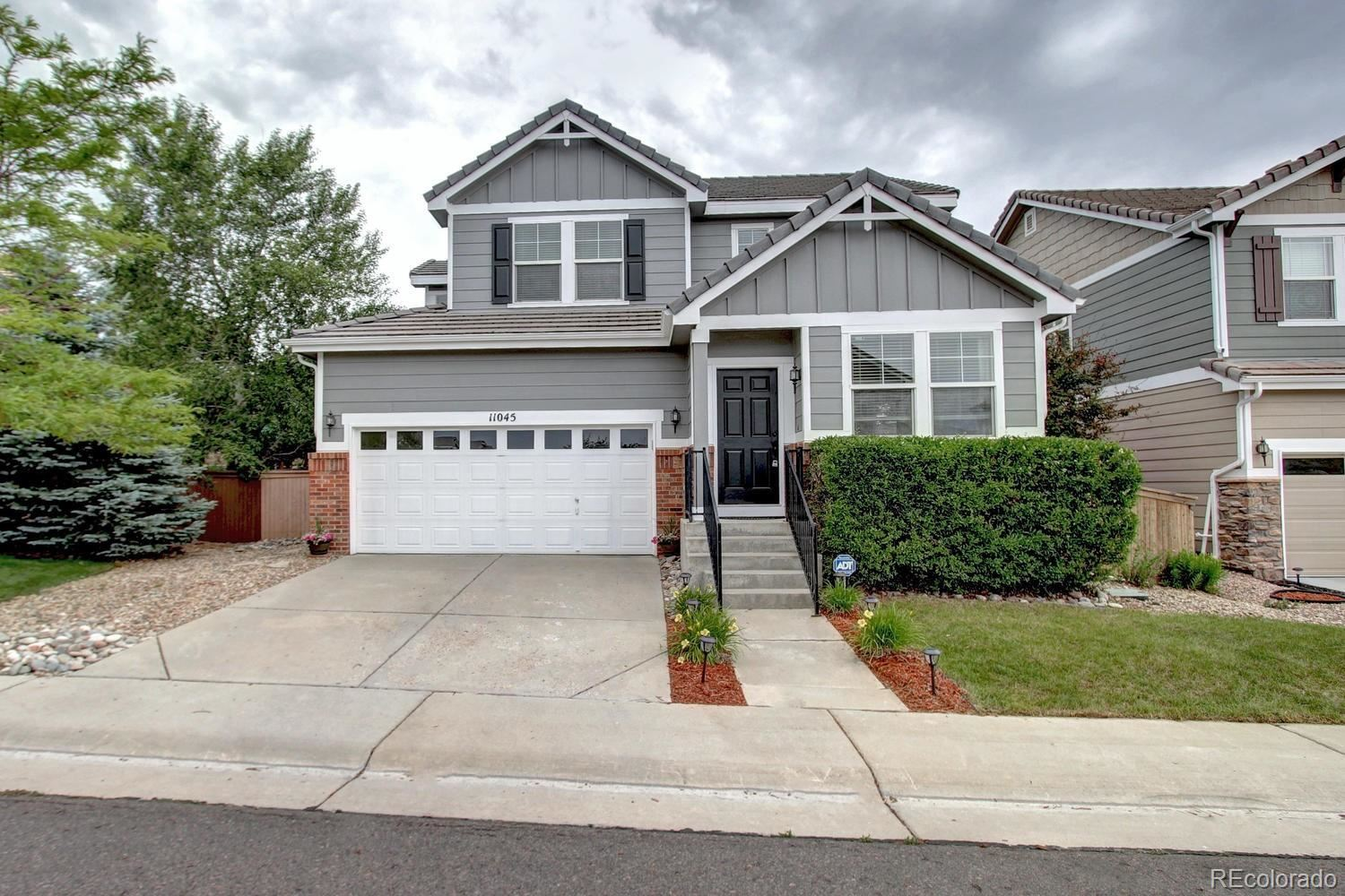 11045 Meadowvale Circle, Highlands Ranch, CO 80130 - #: 5414344