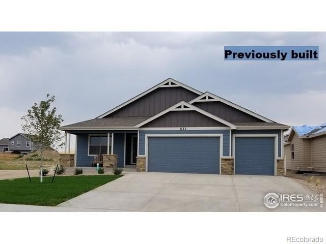 1123  Johnson Street, Wiggins, CO 80654 - #: 7628344