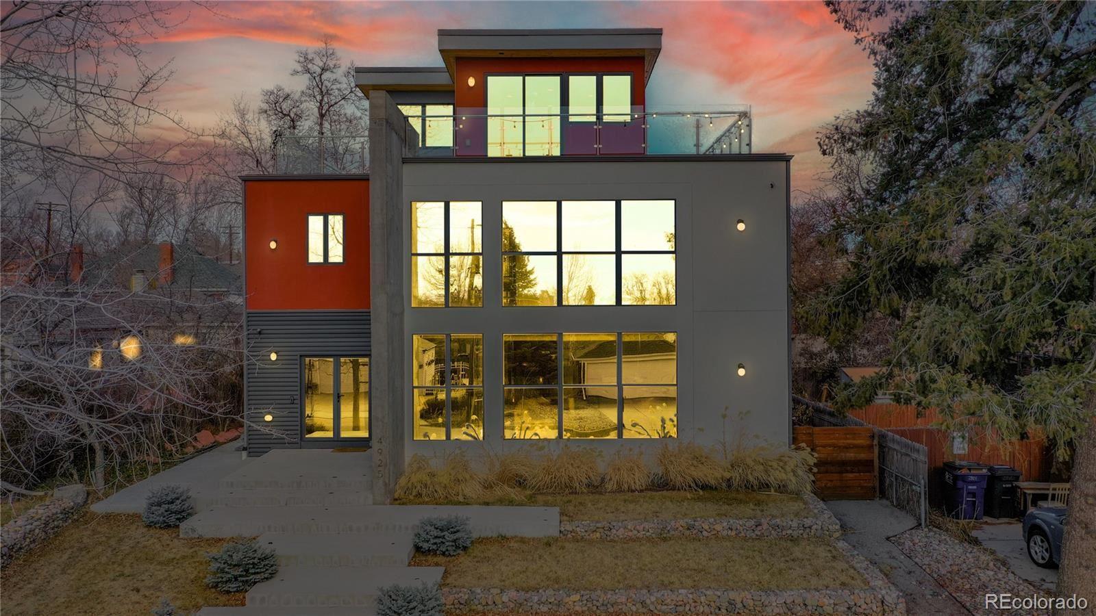 Photo of 4925 W 28th Avenue, Denver, CO 80212 (MLS # 3349345)