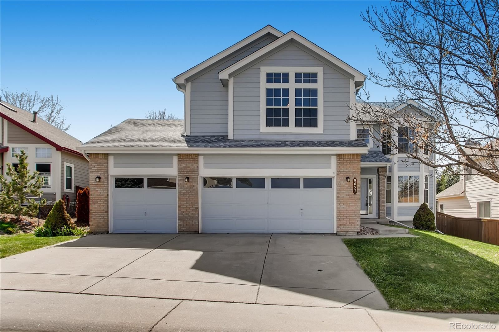 9657  Red Oakes Place, Highlands Ranch, CO 80126 - #: 7741346