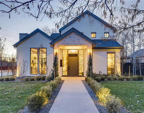 Photo of 1291 South Gaylord Street, Denver, CO 80210 (MLS # 8086348)