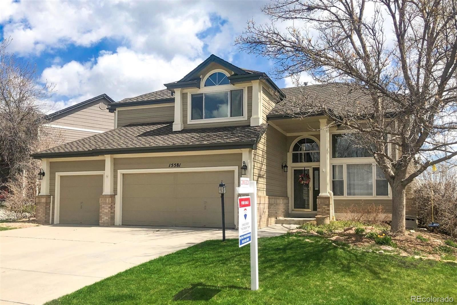 15581  Flowerhill Circle, Parker, CO 80134 - #: 4974348
