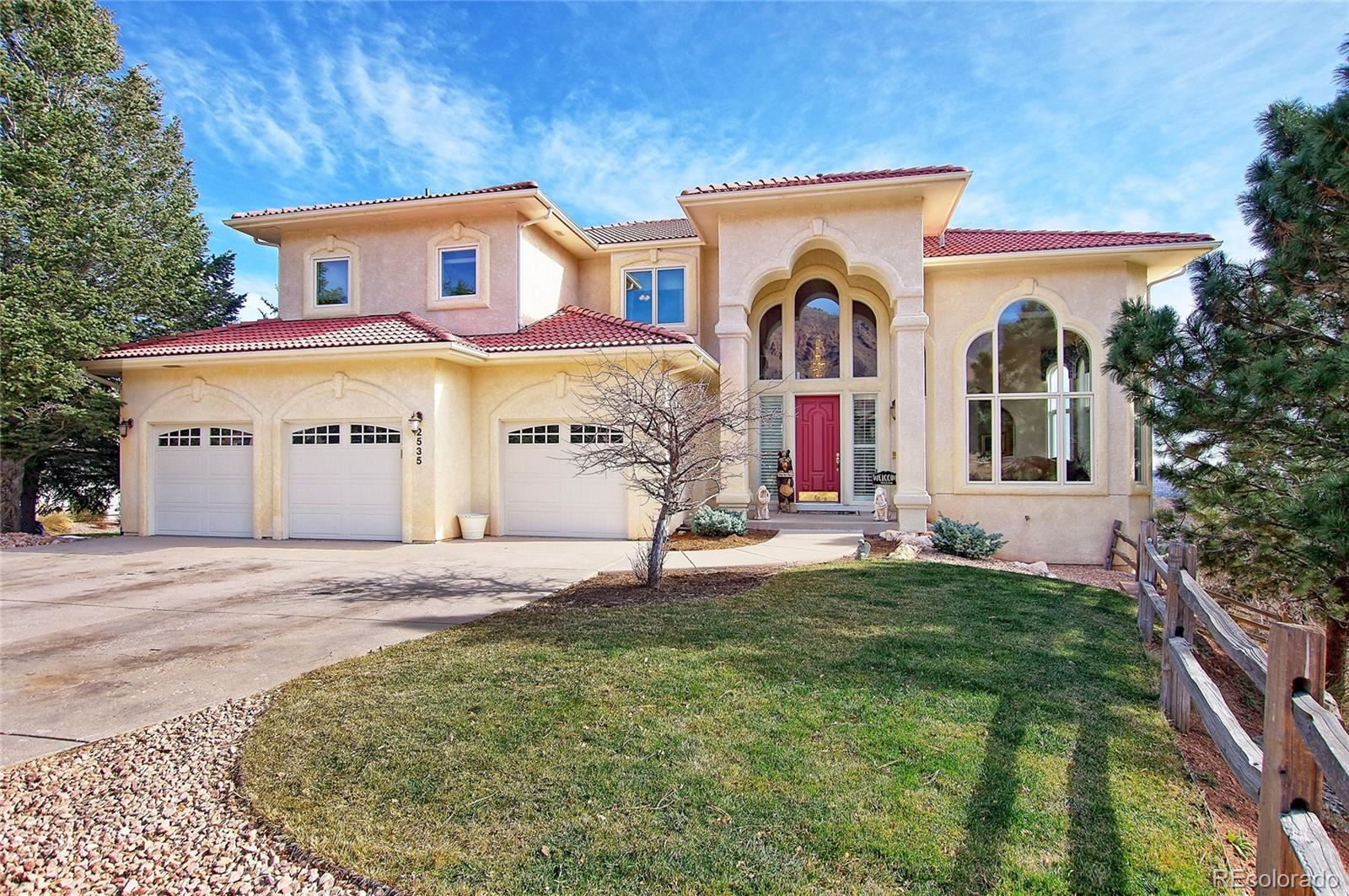 2535  Talleson Court, Colorado Springs, CO 80919 - #: 6011348