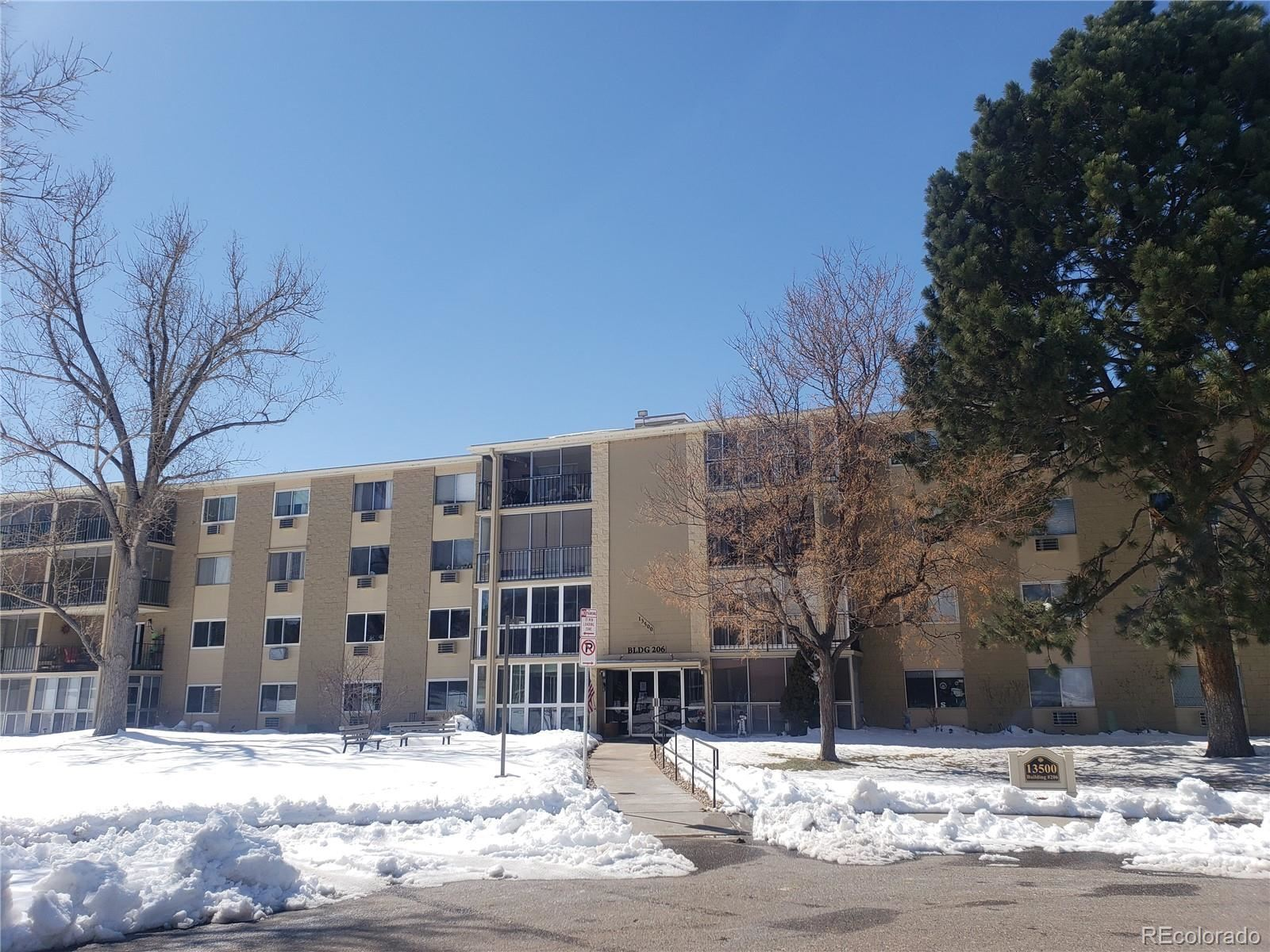13500 E Cornell Avenue #204, Aurora, CO 80014 - MLS#: 7472349