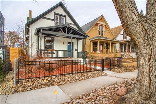 Photo of 3733 N Jason Street, Denver, CO 80211 (MLS # 7325352)