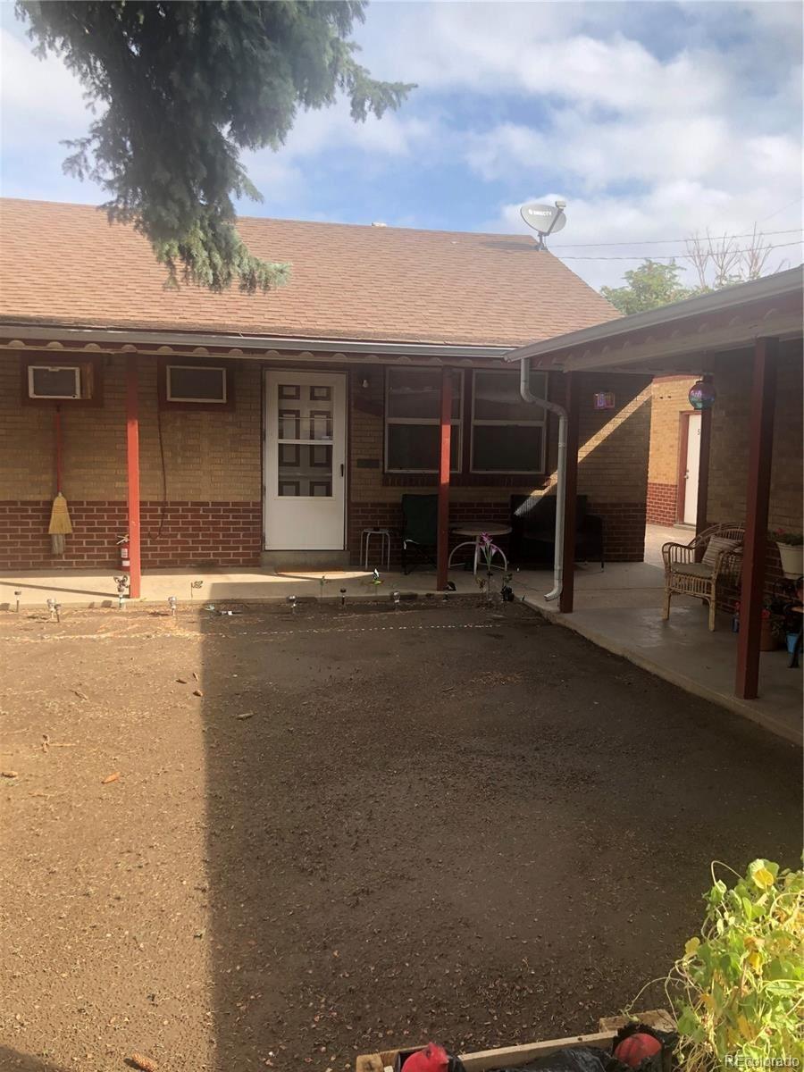 1544 Beeler Street #7, Aurora, CO 80010 - MLS#: 8885353