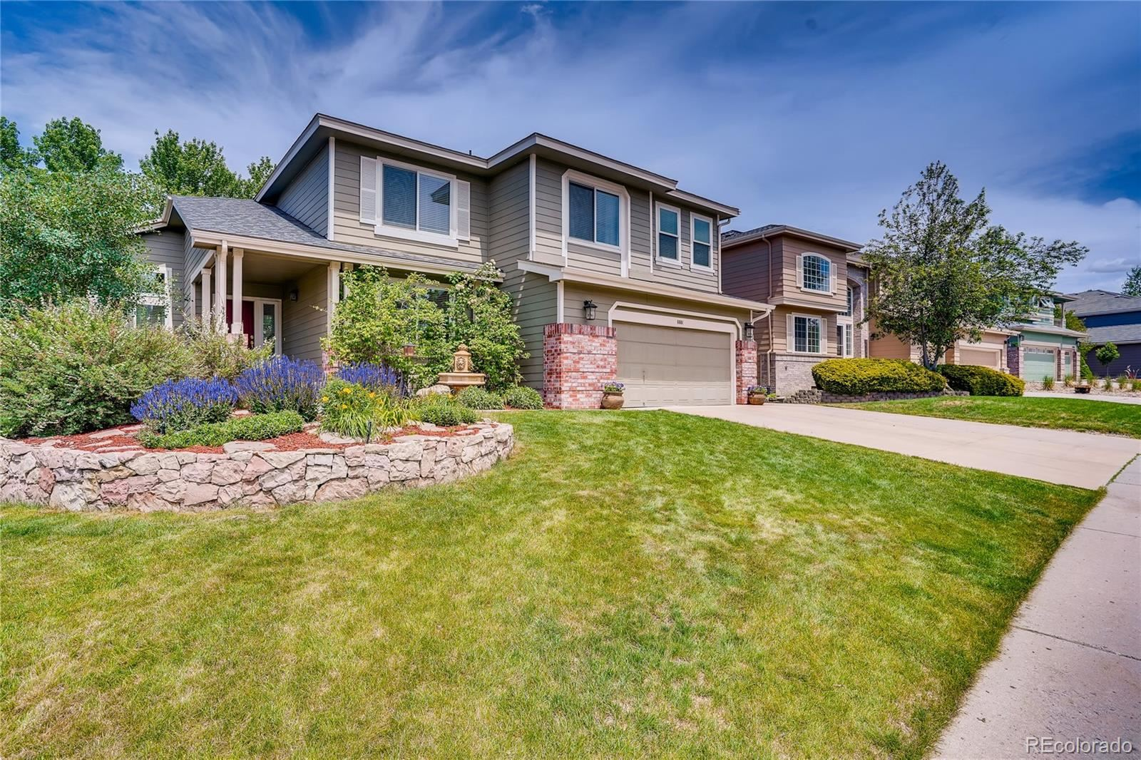 6601  Millstone Place, Highlands Ranch, CO 80130 - #: 3481354
