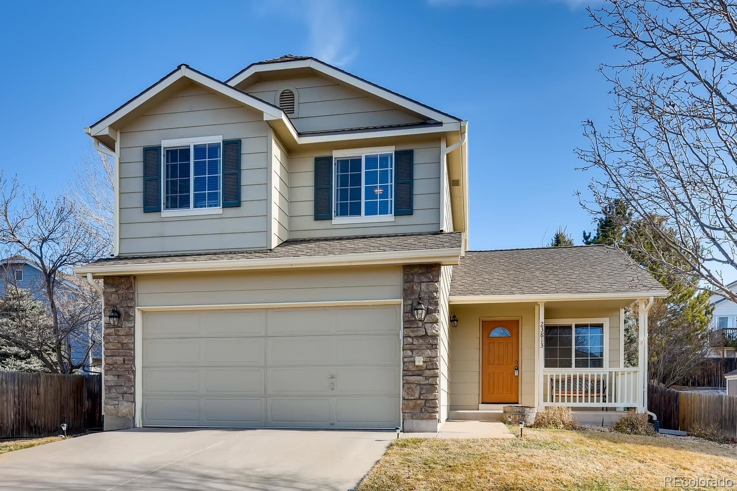 23813  Broadmoor Drive, Parker, CO 80138 - #: 9872354