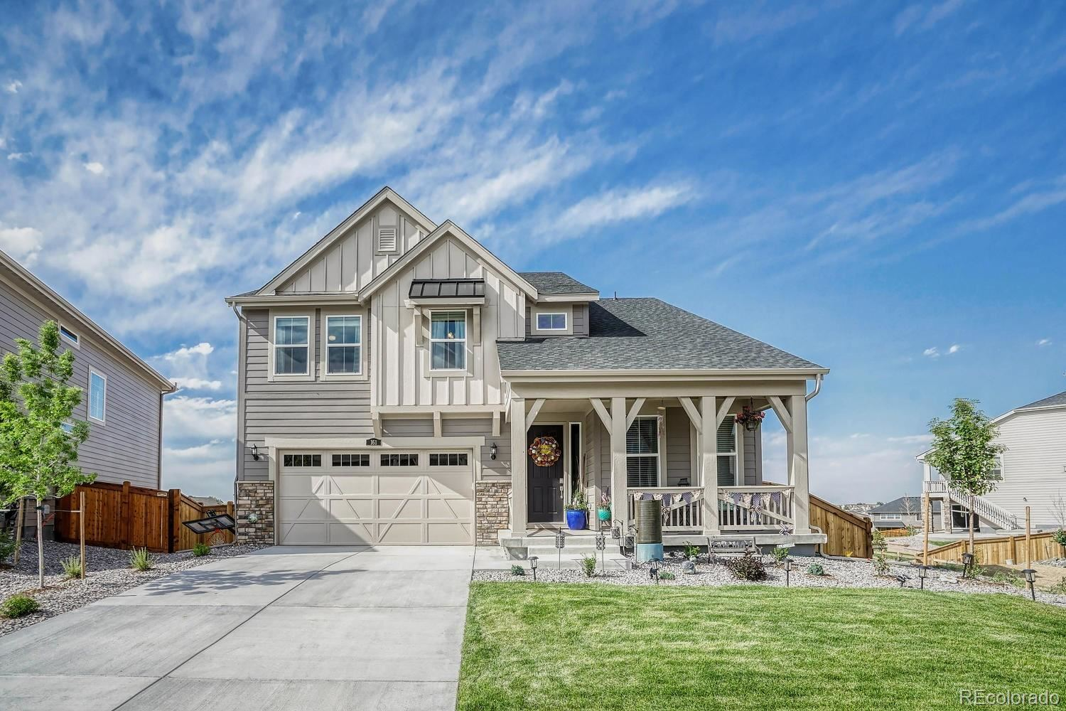 161 Green Fee Circle, Castle Pines, CO 80108 - #: 1653355