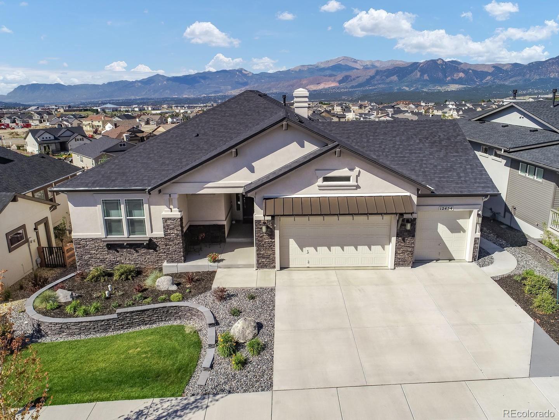 12454 Arrow Creek Court, Colorado Springs, CO 80921 - #: 4487355