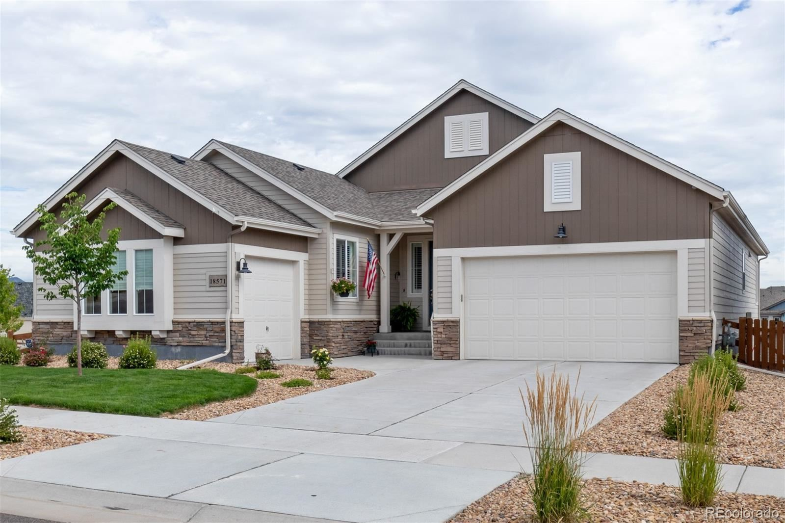 18571 W 92nd Place, Arvada, CO 80007 - #: 3485358