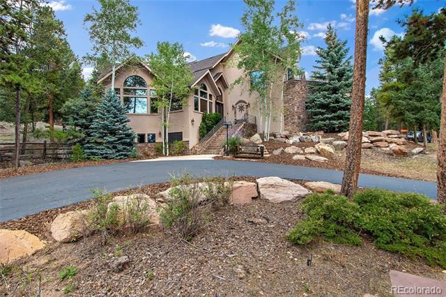 11421 Belle Meade Drive, Conifer, CO 80433 - #: 1853359