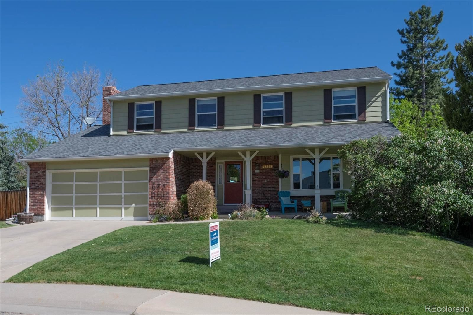 14255 W 71st Place, Arvada, CO 80004 - #: 4480360