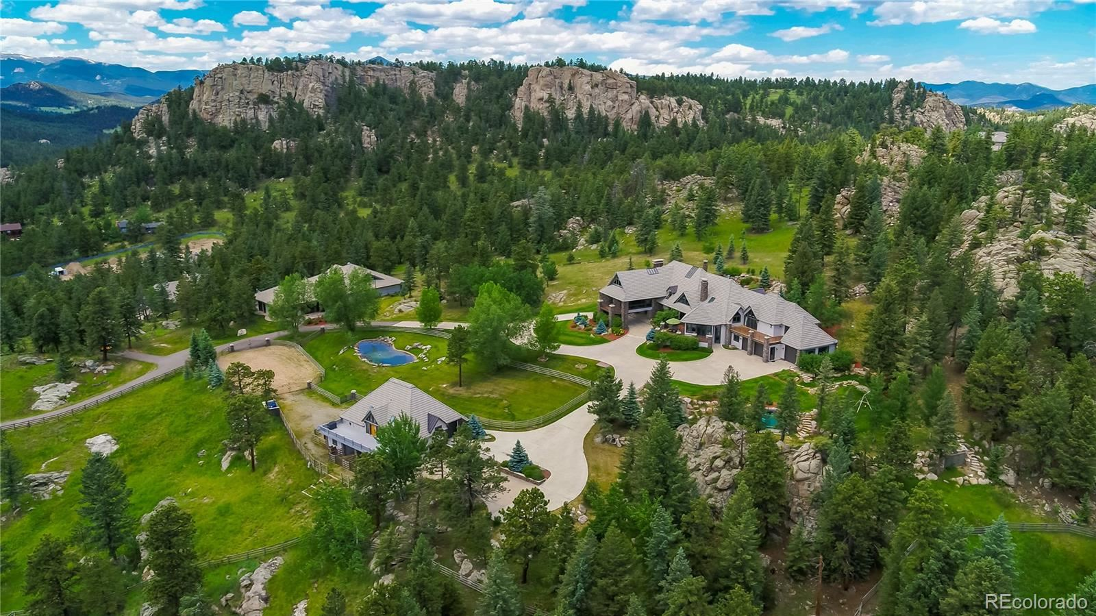 6917 Timbers Drive, Evergreen, CO 80439 - #: 3900361