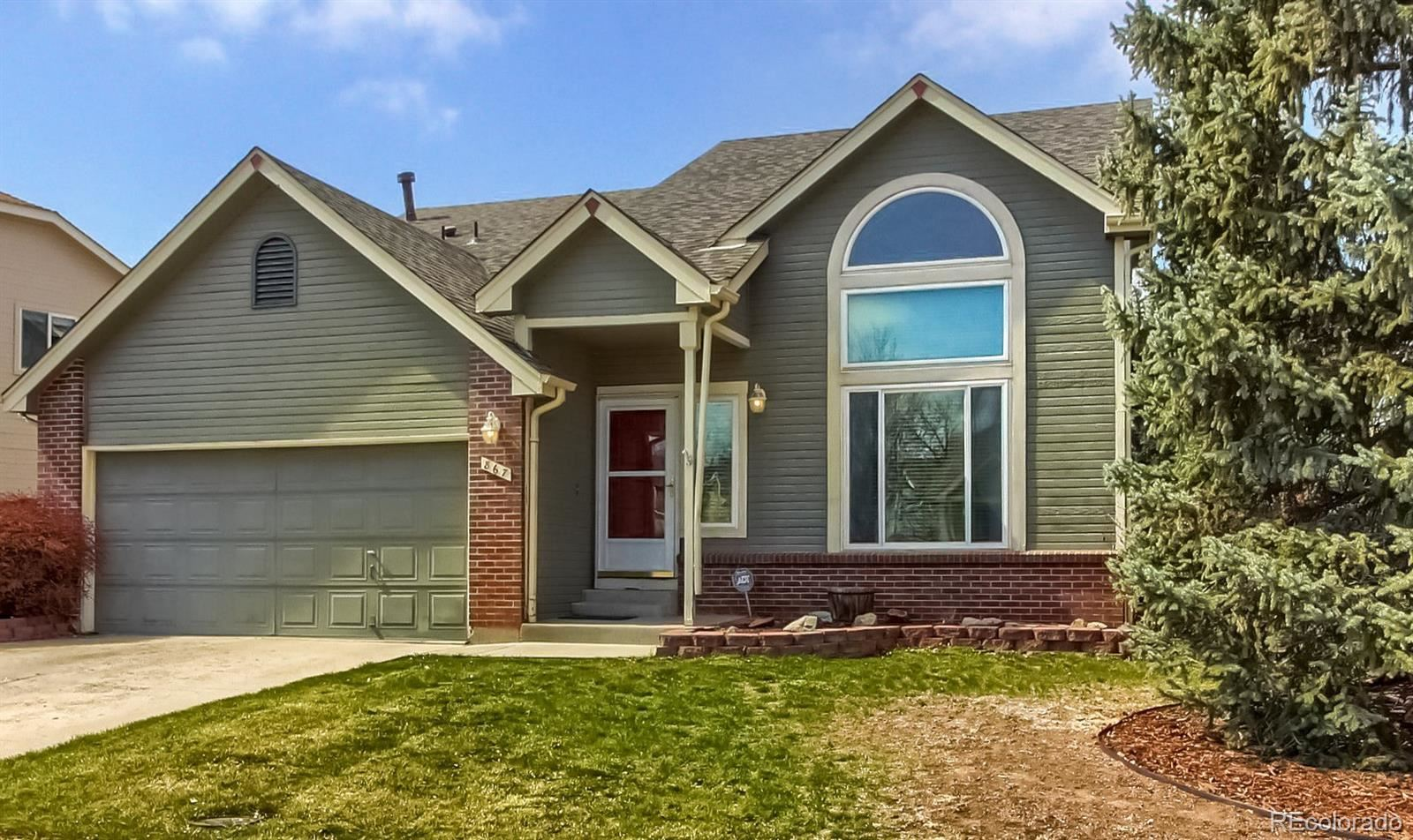 867 E 132nd Drive, Thornton, CO 80241 - #: 2169362