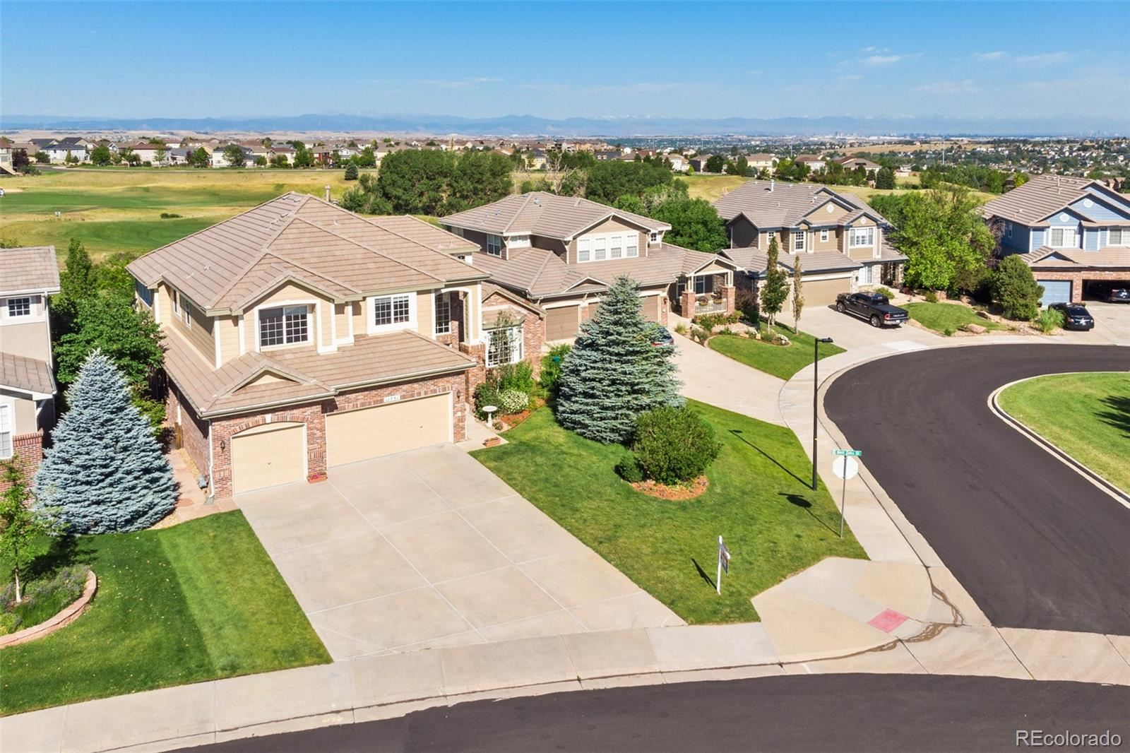 11731 Bent Oaks Street, Parker, CO 80138 - #: 2757362