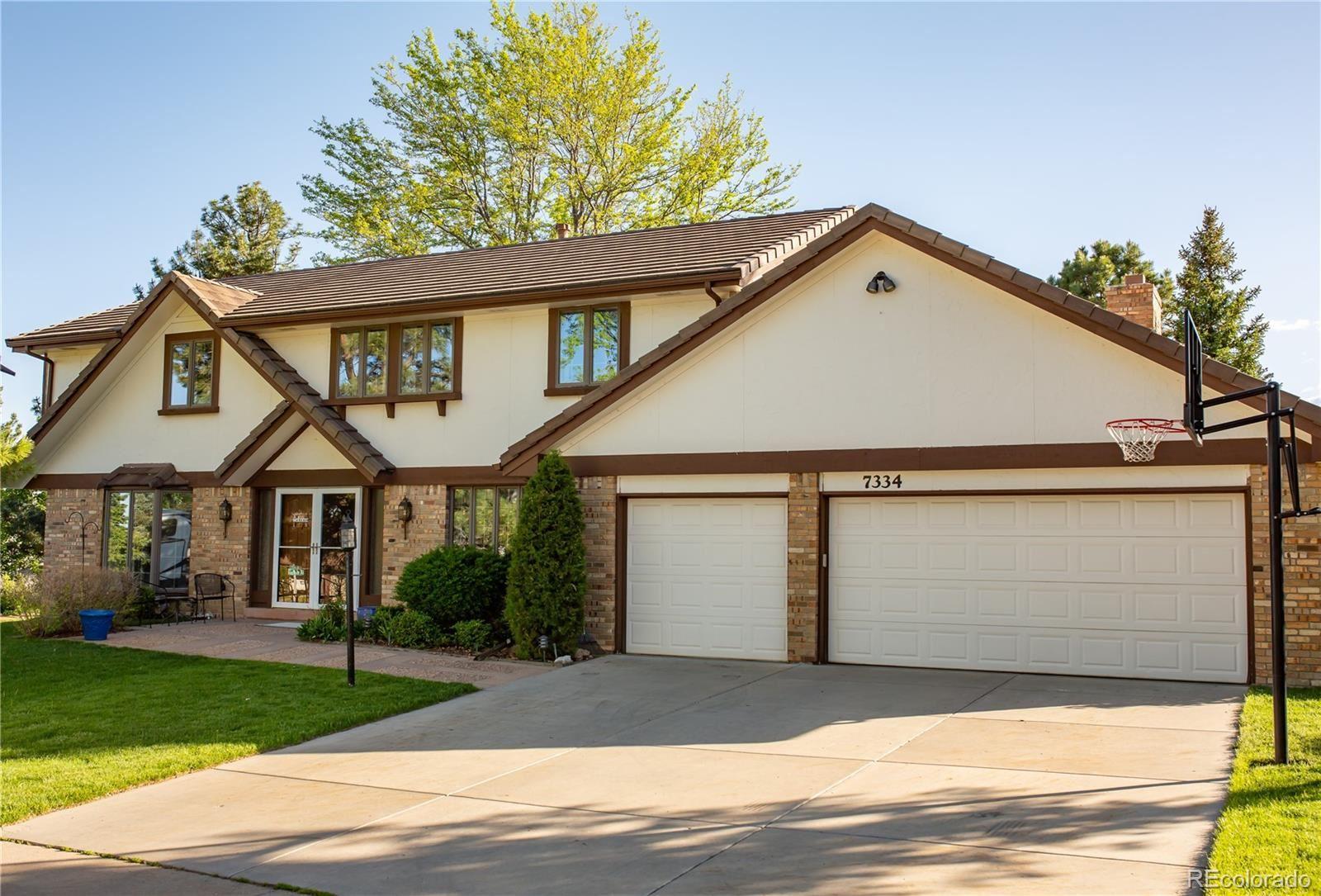 7334 W Walden Drive, Littleton, CO 80128 - #: 6489362