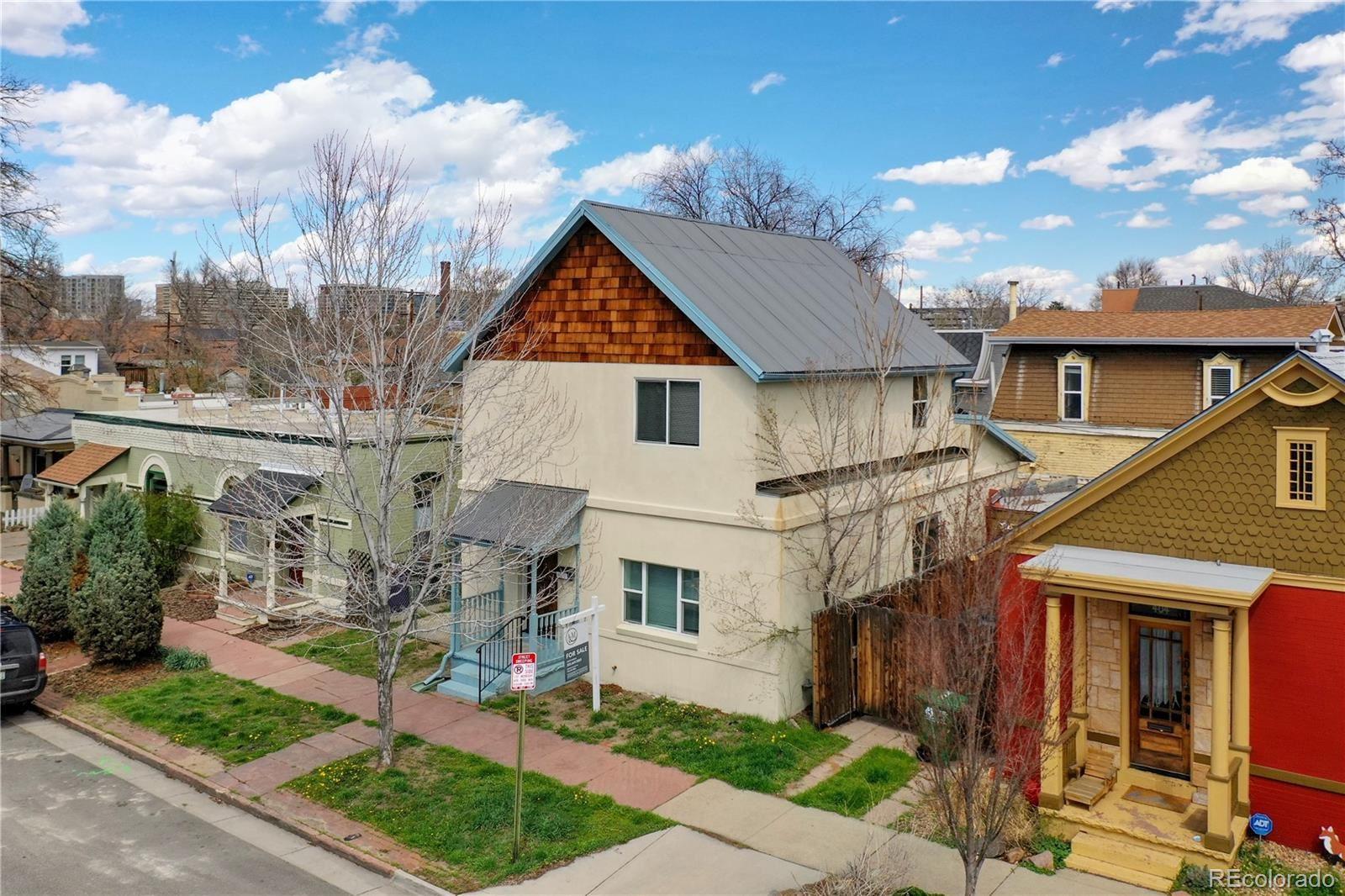 408  Fox Street, Denver, CO 80204 - #: 6615362