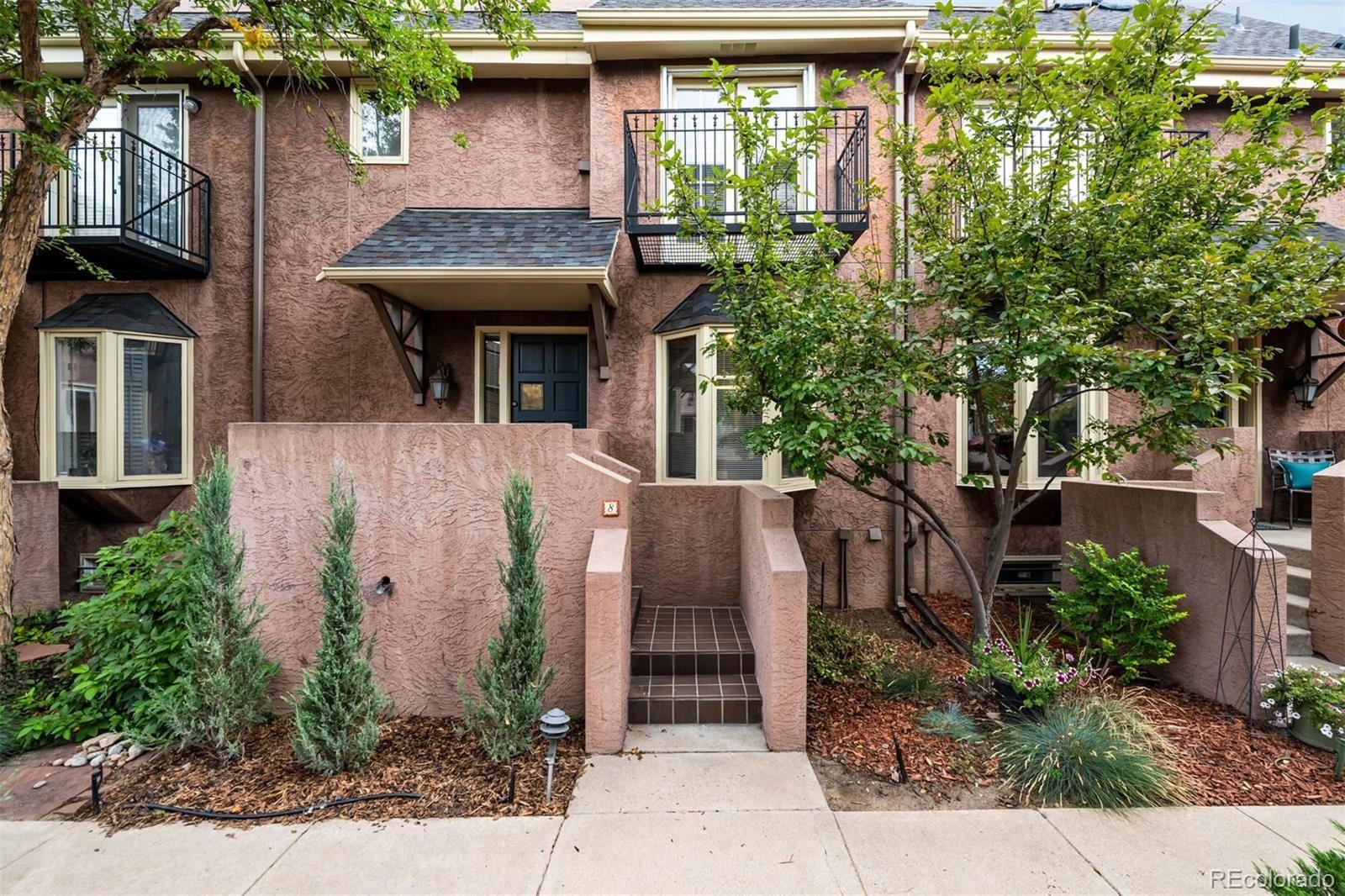 999 N Emerson Street #8, Denver, CO 80218 - #: 8301363
