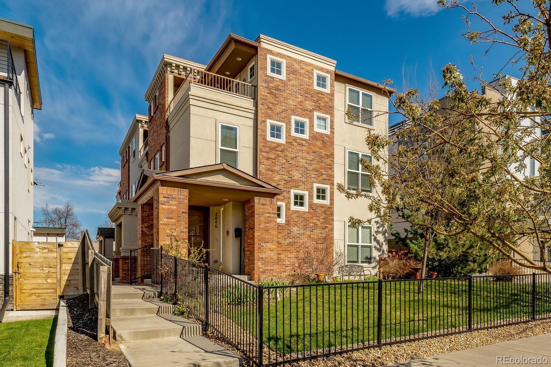 2050 N High Street, Denver, CO 80205 - #: 3366364