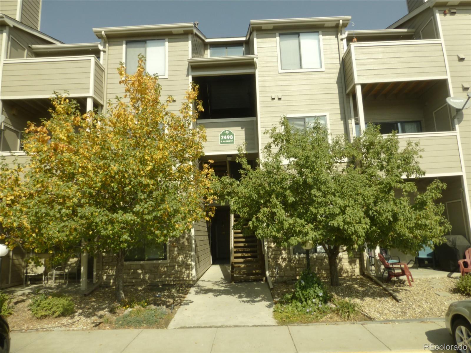 7498 S Alkire Street #302, Littleton, CO 80127 - #: 6440364