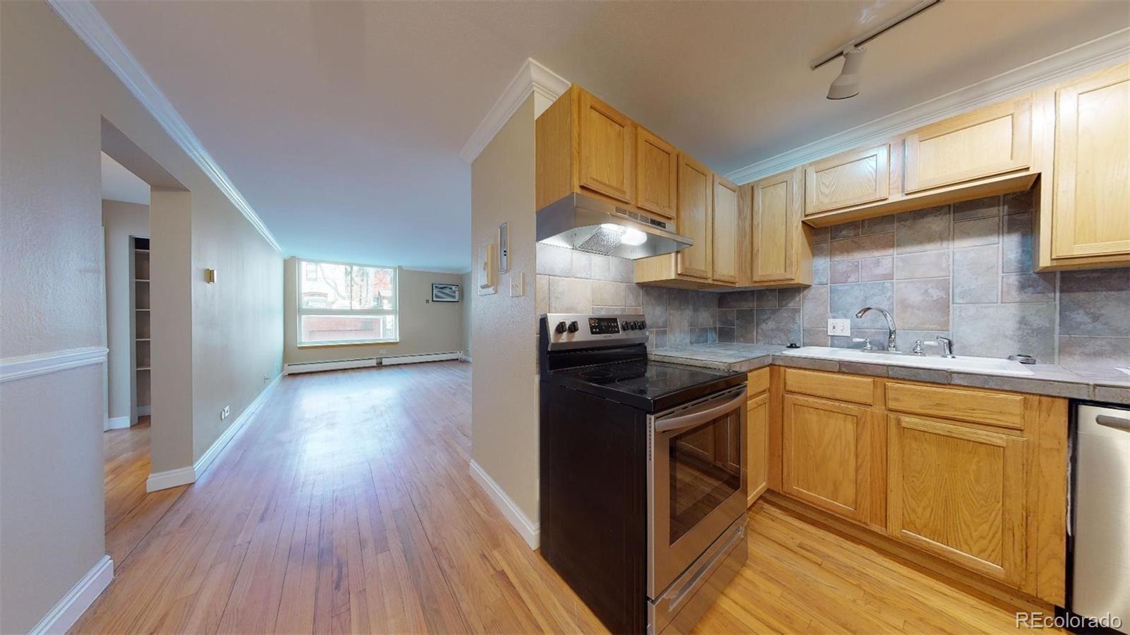 1390 N Emerson Street #207, Denver, CO 80218 - #: 8530364
