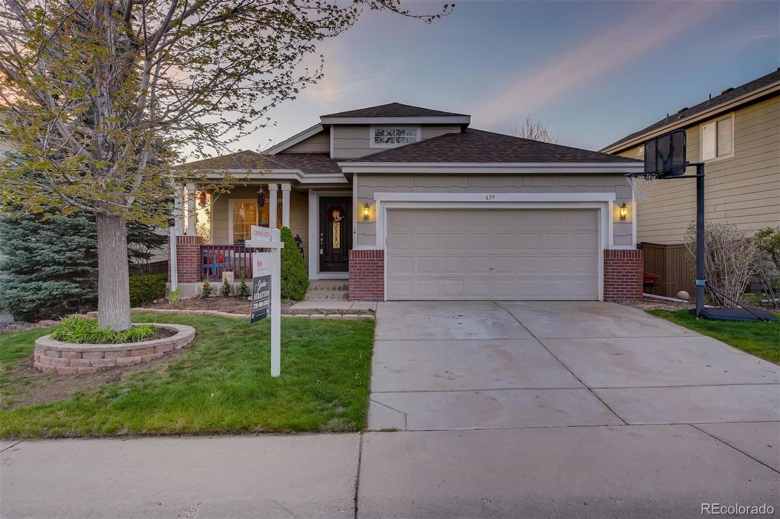 639  Timbervale Trail, Highlands Ranch, CO 80129 - #: 7730366