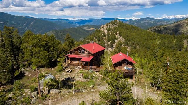 3945 Douglas Mountain Drive, Golden, CO 80403 - #: 7242367