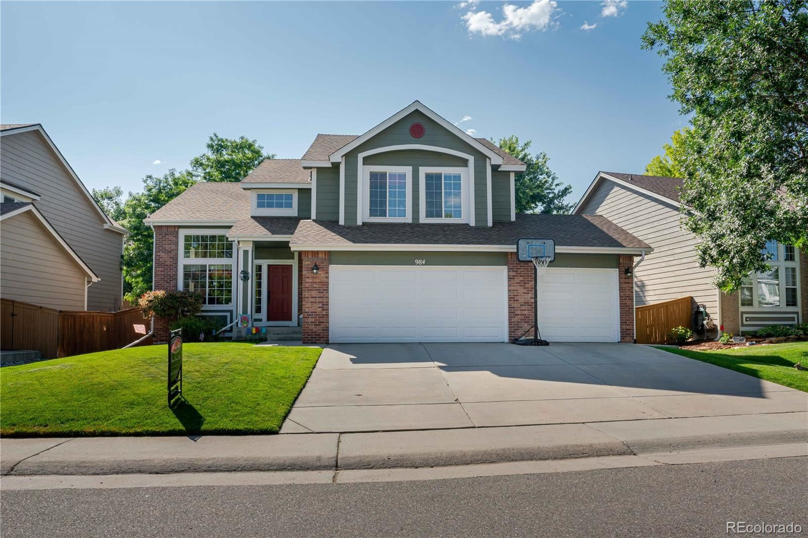 984 English Sparrow Trail, Highlands Ranch, CO 80129 - #: 9482367