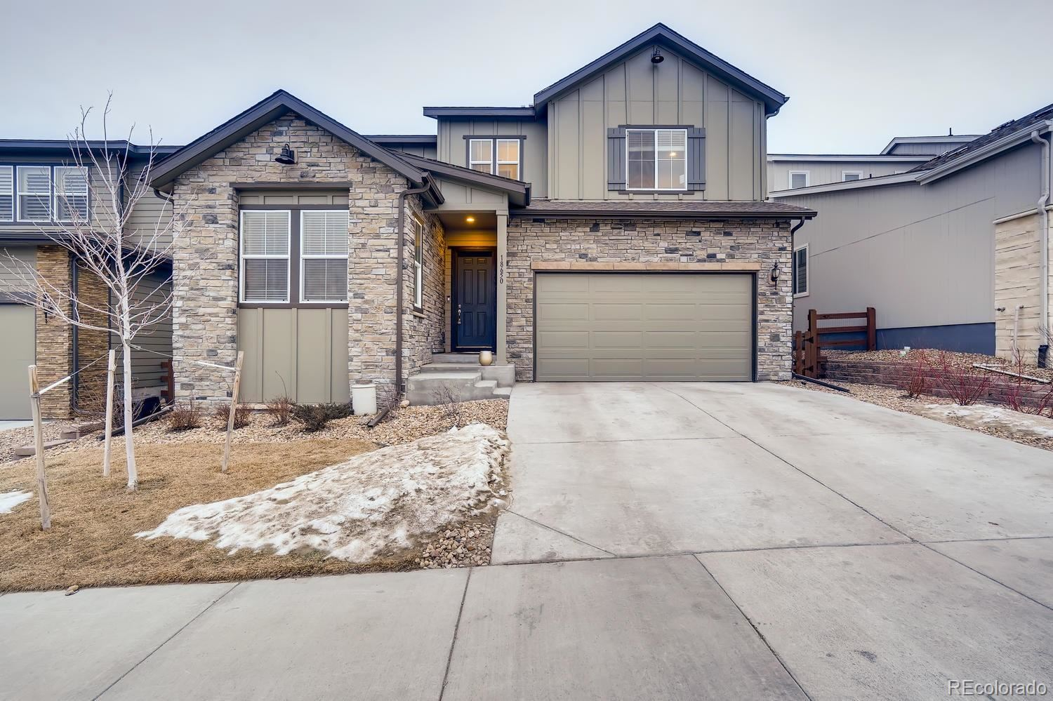 18650 W 93rd Drive, Arvada, CO 80007 - #: 9556367