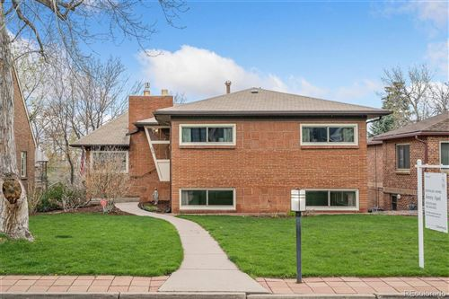 Photo of 4910 W 31st Avenue, Denver, CO 80212 (MLS # 5931368)