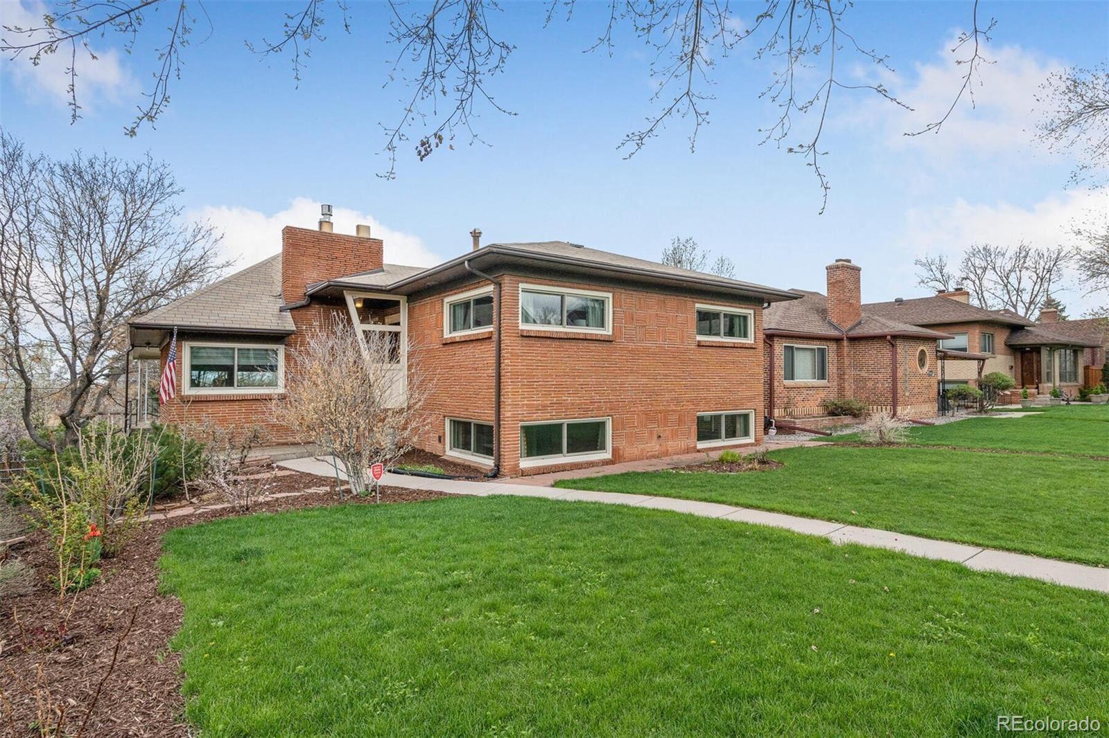 Photo of 4910 W 31st Avenue, Denver, CO 80212 (MLS # 5931368)