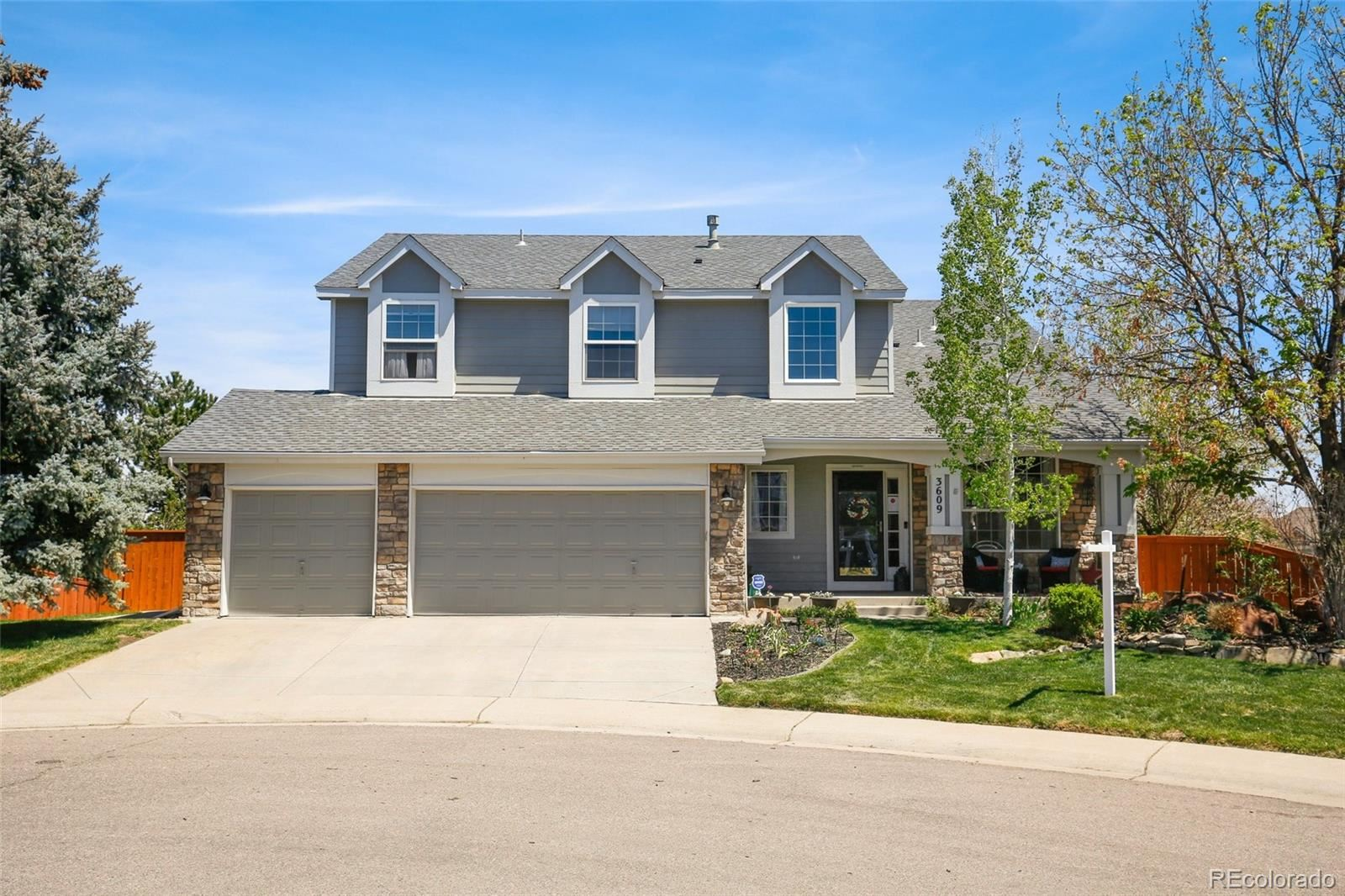 3609  Pointer Way, Highlands Ranch, CO 80126 - #: 6652368
