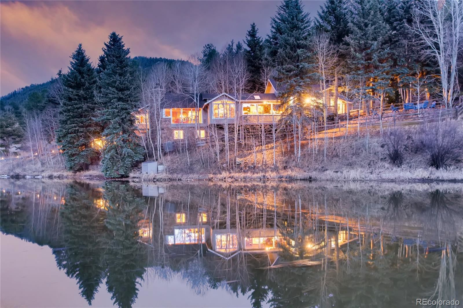 4241 S Meadow Brook Lane, Evergreen, CO 80439 - #: 4988369