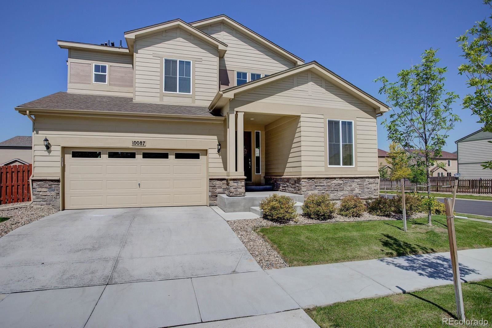 10087 Granby Street, Commerce City, CO 80022 - MLS#: 2368371