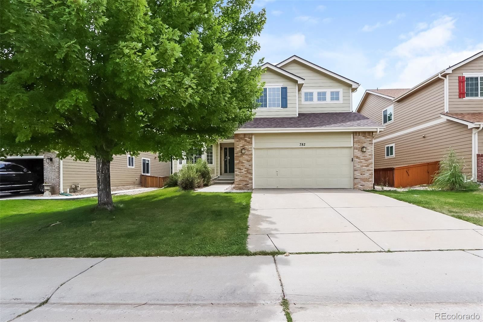 782  English Sparrow Trail, Highlands Ranch, CO 80129 - #: 6178372