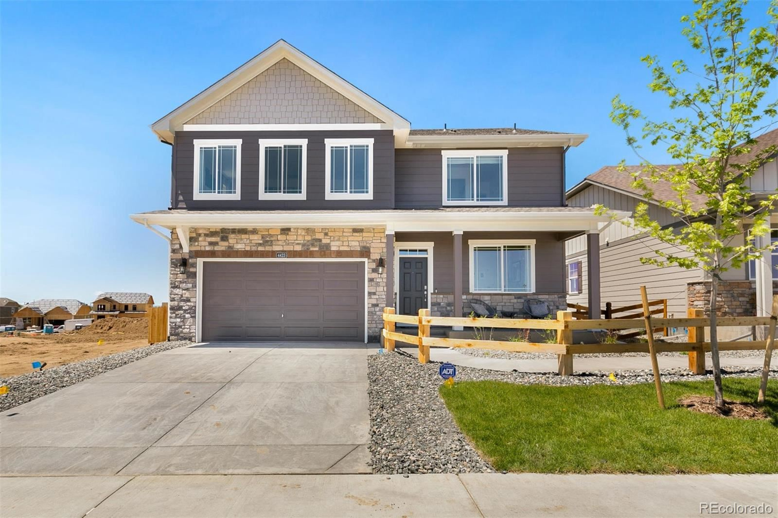 5918  Plains End Court, Castle Rock, CO 80104 - #: 3779373