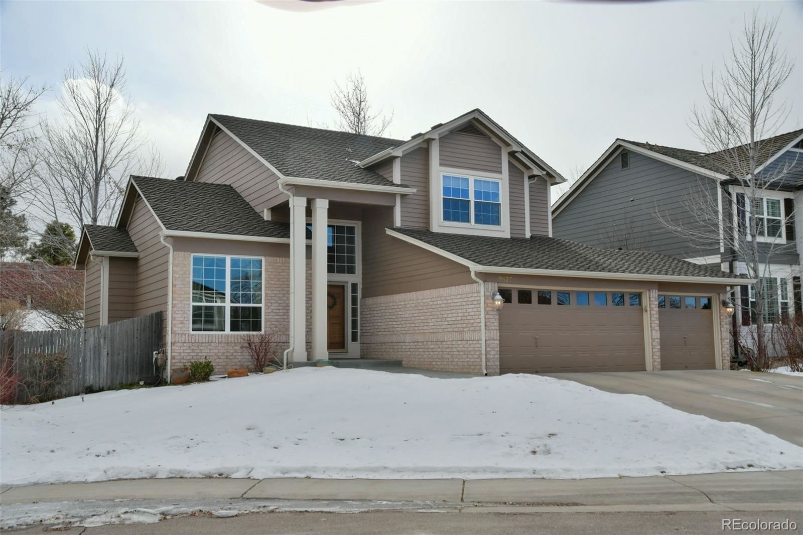 9837  Cypress Point Circle, Lone Tree, CO 80124 - #: 9739374