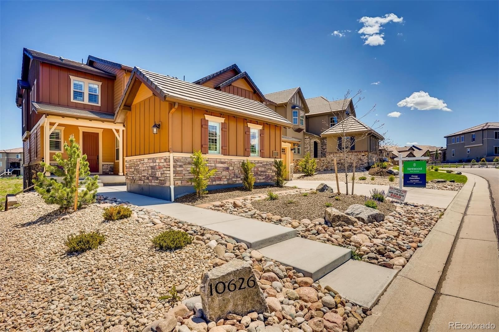 10626  Greycliffe Drive, Highlands Ranch, CO 80126 - #: 8300377