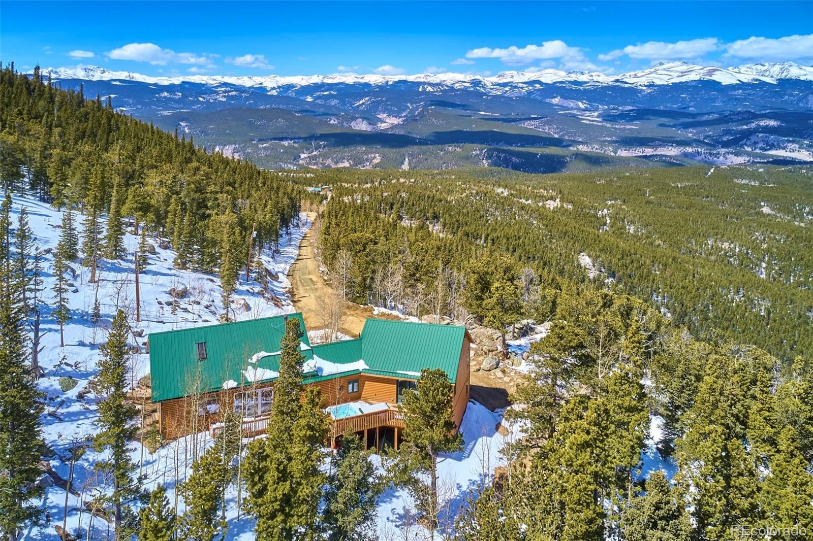 440  Star Peak Road, Black Hawk, CO 80422 - #: 9338378
