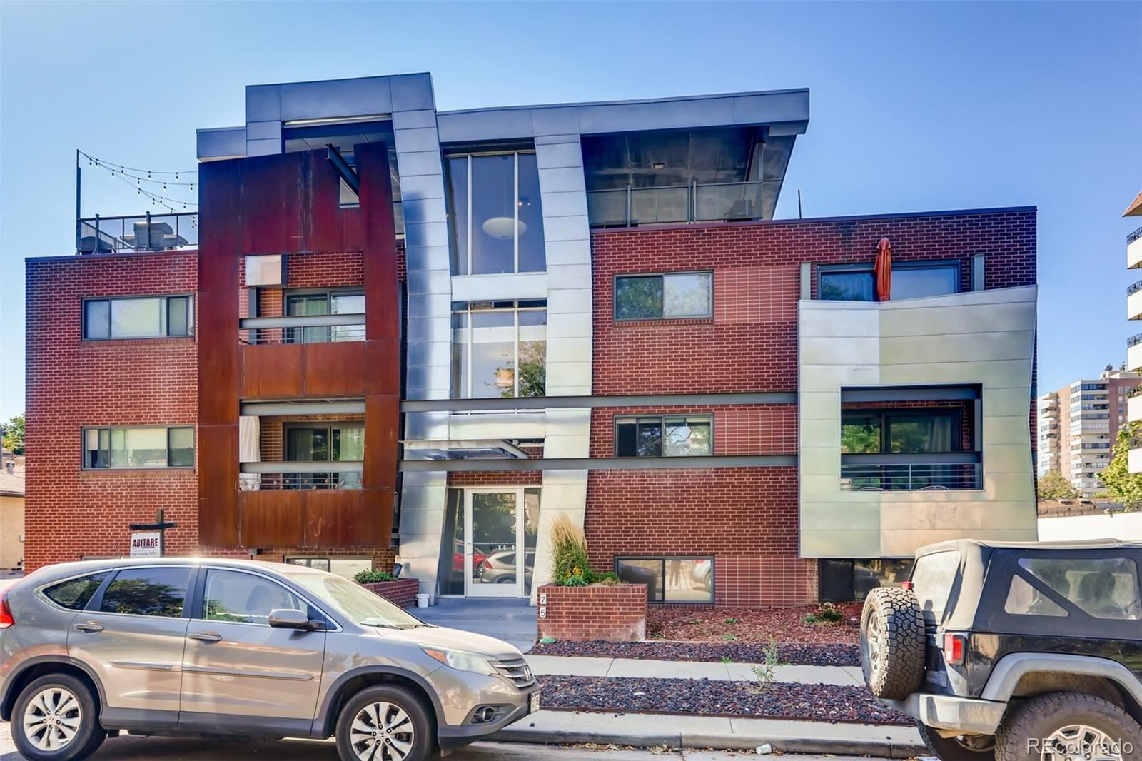 Photo of 75 N Emerson Street #201, Denver, CO 80218 (MLS # 2006379)