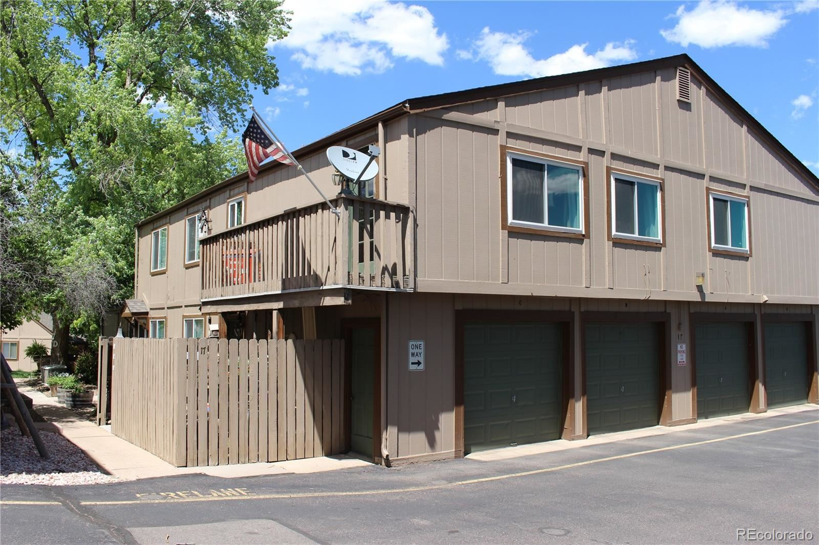 7700 W Glasgow Place W #17C, Littleton, CO 80128 - #: 2044379