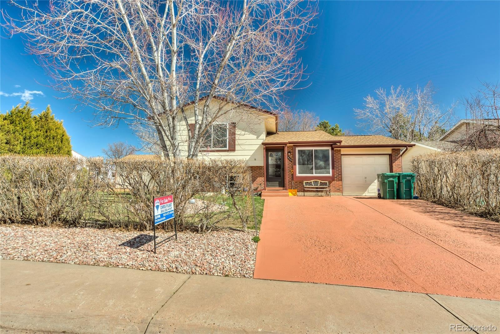9645 W David Avenue, Littleton, CO 80128 - #: 2811379