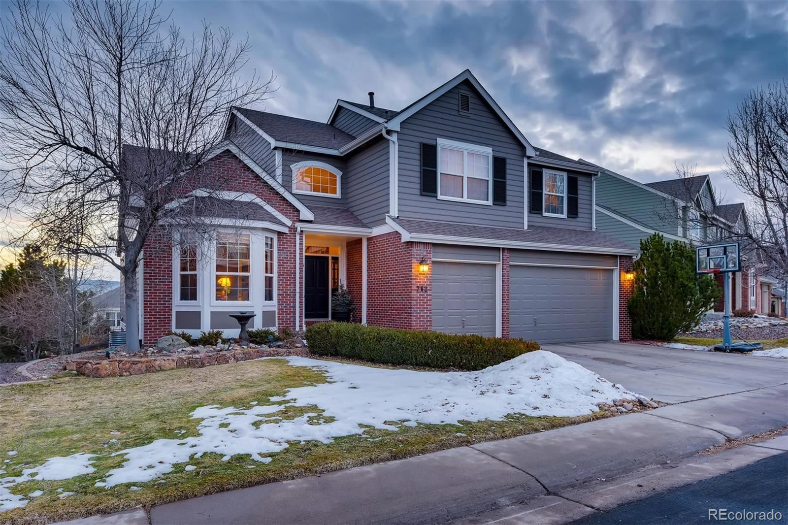 762  Shadowstone Drive, Highlands Ranch, CO 80129 - #: 5814379