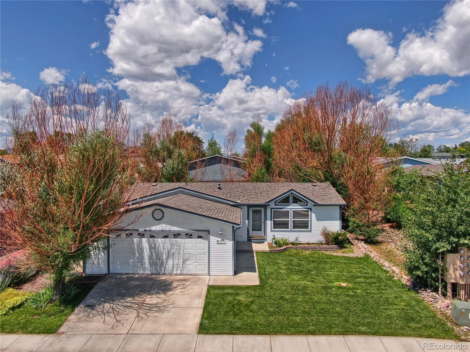 4577 Gray Fox Heights, Colorado Springs, CO 80922 - MLS#: 2417380