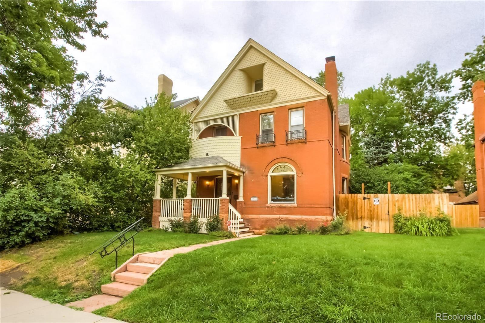 1358 N Gilpin Street, Denver, CO 80218 - #: 7810380