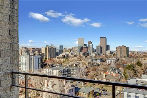 Photo of 800 Pearl Street #1011, Denver, CO 80203 (MLS # 8827382)