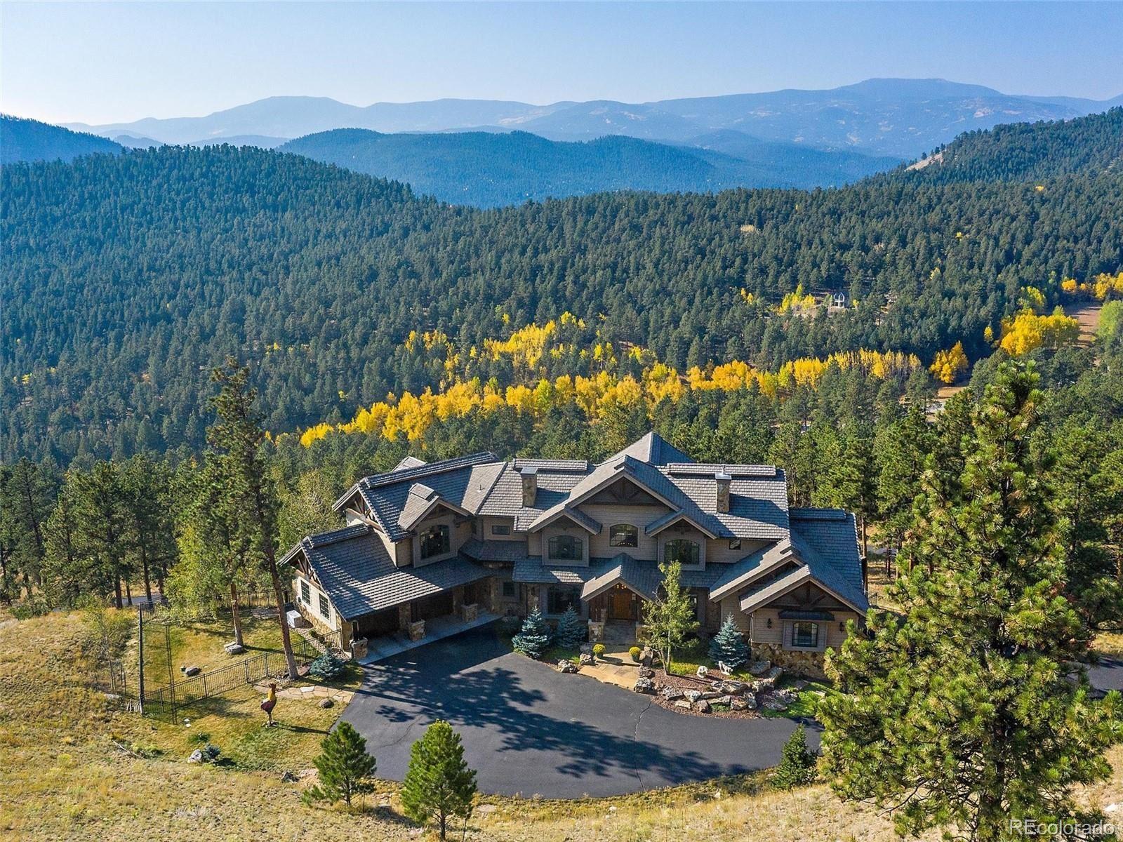 32861 Alpine Lane, Evergreen, CO 80439 - #: 4389382