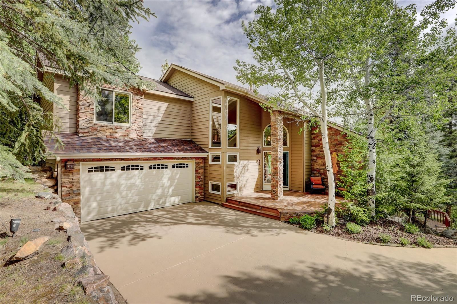 5391 Three Sisters Circle, Evergreen, CO 80439 - #: 7841382
