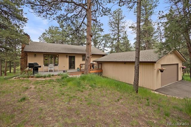 27322 Hilltop Drive, Evergreen, CO 80439 - #: 4561383
